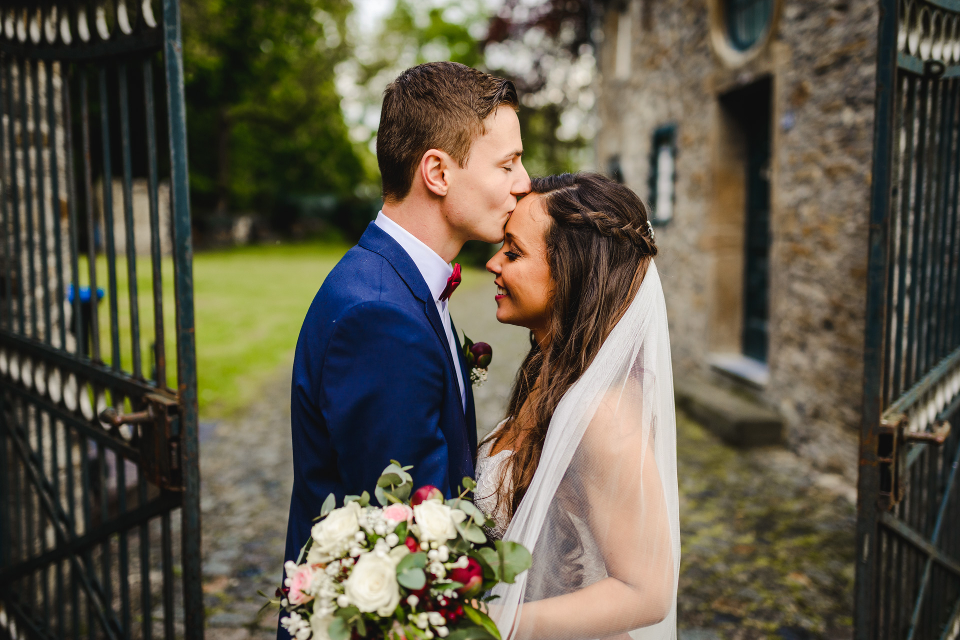 Elisa & Marcel Hochzeit Grubenglück