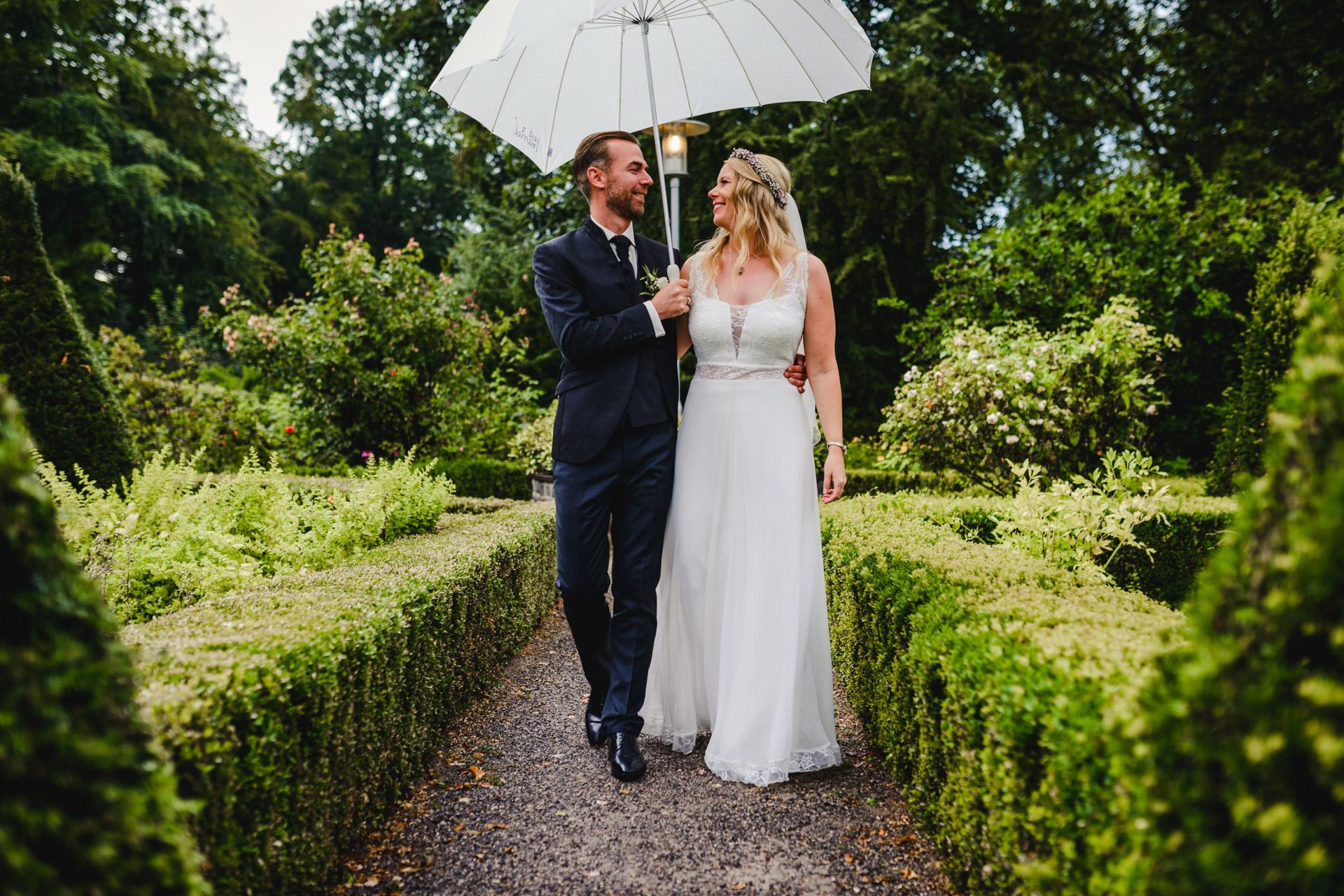 Kristina & Jörn Hochzeit im Park GG